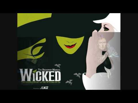 No Good Deed - Wicked The Musical