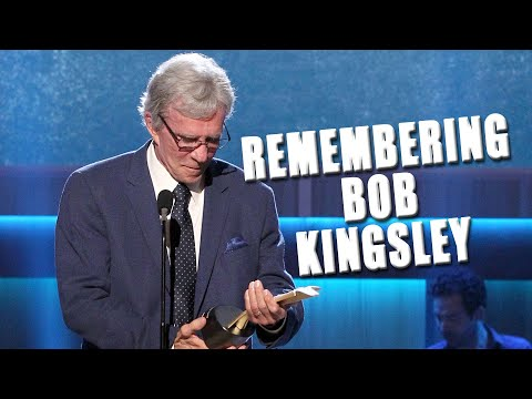 Bob Kingsley Was Country 's Golden Voice