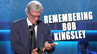 Bob Kingsley Was Country Music's Golden Voice