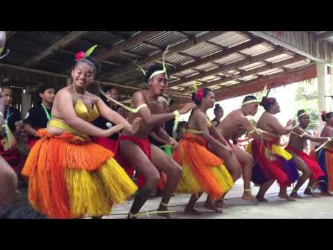 Palau hosted by Inarajan