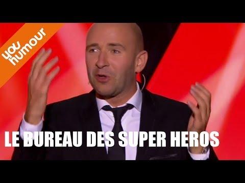 YANN STOTZ - Le bureau des super héros