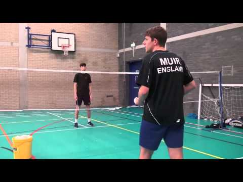 Portsmouth College Badminton Club