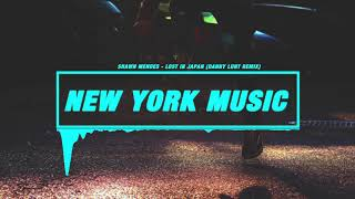 Shawn Mendes - Lost In Japan (Danny Lunt Remix)