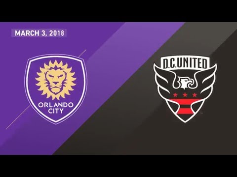 HIGHLIGHTS: Orlando City SC vs. D.C. United | March 3, 2018