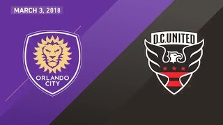 Video Gol Pertandingan Orlando City SC vs DC United