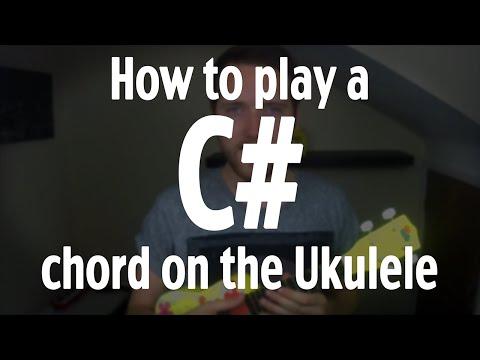 C Ukulele Chord Worshipchords