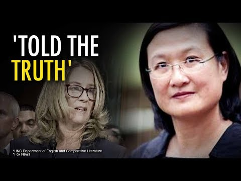Prof: Dr. Ford 'Told The Truth,' Nominates Her For Award | Rob Shimshock