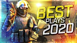 BEST PRO CS:GO PLĄYS 2020 (Rewind)