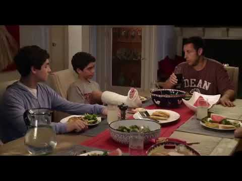 Download Grown Ups 2 - Family Dinner