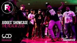 Krump Judges Showcase | World of Dance Finals  2015 | #WODFINALS15