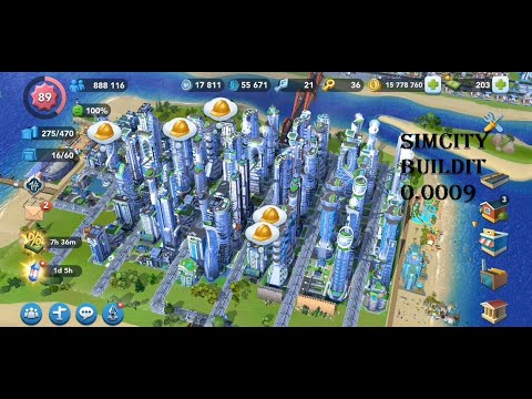 [4K] SimCity BuildIt | Update in Building It | Games |