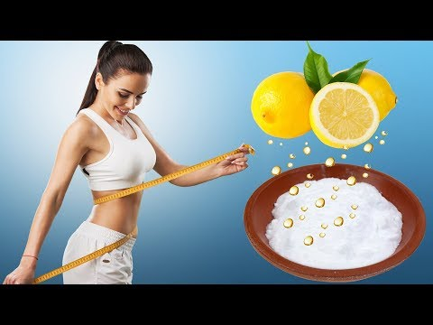 Lose all Your Belly Fat with Baking Soda || No Exercise no Diet || Baking Soda for Weight Lose