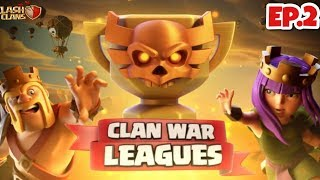 Queen Walk: Miner | Supecell Clan War League | Clash Of Clans