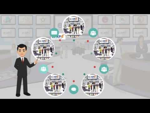 video:eZ-XPO - Virtual Trade Show & Expo Network