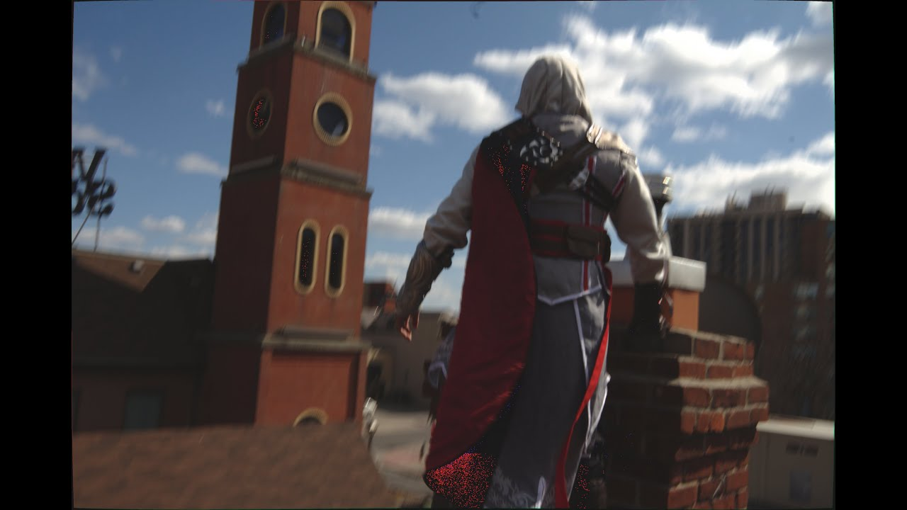 Assassin's Creed In Real Life - YouTube
