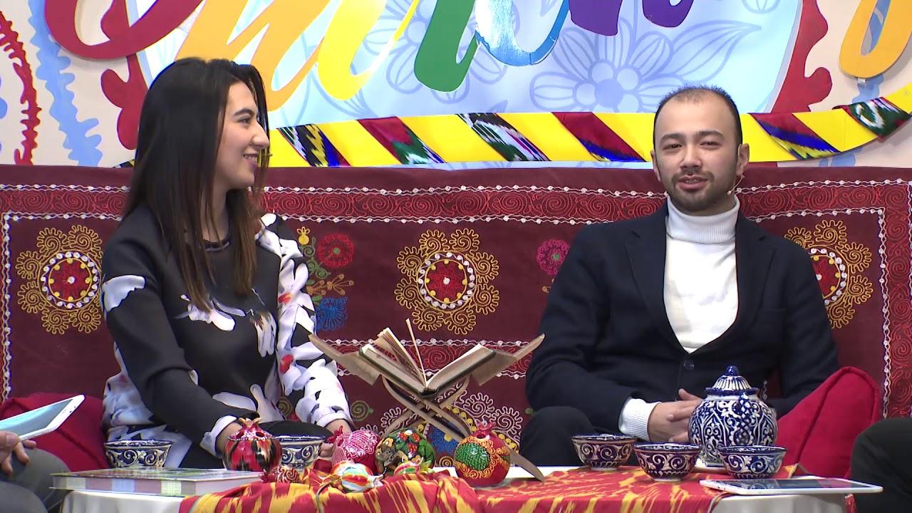 Shirchoy - Alisher Uzoqov, Xurshida Arabshoyeva va Orzigul Hamroyev (14.02.2018)