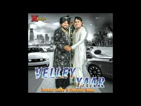 SARABJIT BUGGA & MANPREET BUGGA | TALAK | VELLEY YAAR | LATEST PUNJABI SONG 2015 |  FULL VIDEO HD