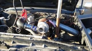 The Turburban - Turbocharged 1989 TBI Suburban