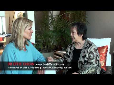 East & West Qi - Dr Effie Chow