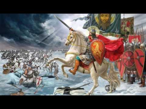 Видео, Александр Невский рассказывает историк Игорь Данилевский