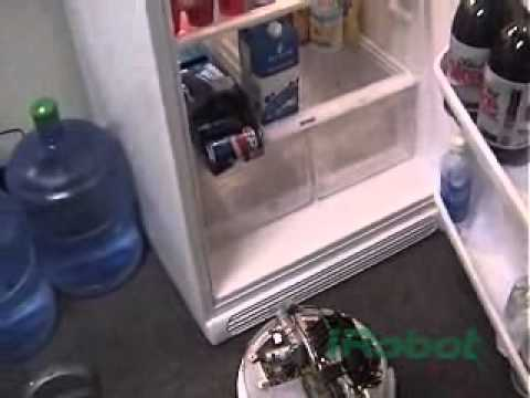 iRobot Create Fridgemate Demo