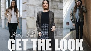 GET THE LOOK: HAILEY BALDWIN | 4 Everyday Fall Outfits!