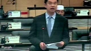 [02 Dis] MP Rasah bahas Bajet Kementerian Sumber Manusia 2014