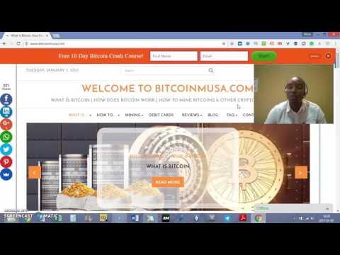Bitcoin Free Training - Visit BitcoinMusa.com