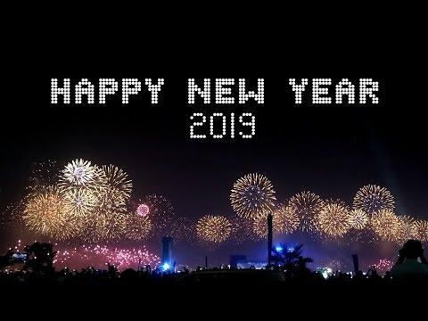New Year's Fireworks & Desert Camping | Al Marjan Island | Ras Al Khaimah | Dubai Vlog 2019