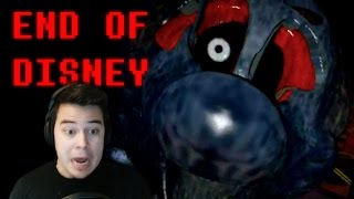 Five Nights at Treasure Island: The End Of Disney | Nights 1-3