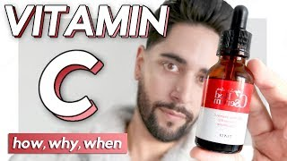 Vitamin C - Why, How & When To Use - Serum Benefits. ✖ James Welsh