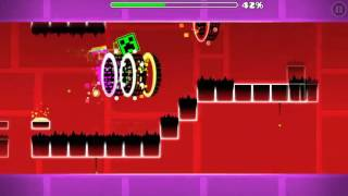 Crazy! Geometry Dash Easy Demon! | Kyle The Child