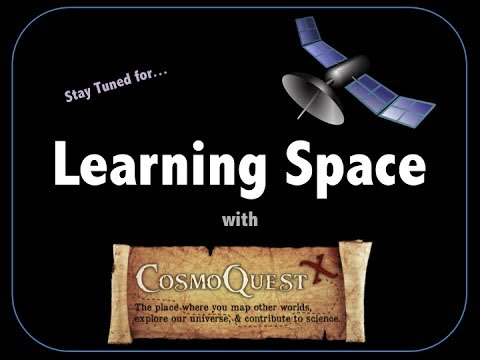 Learning Space - Apps for Astronomy