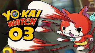 Yo-Kai Watch - Episode 3 | Enter Jibanyan!