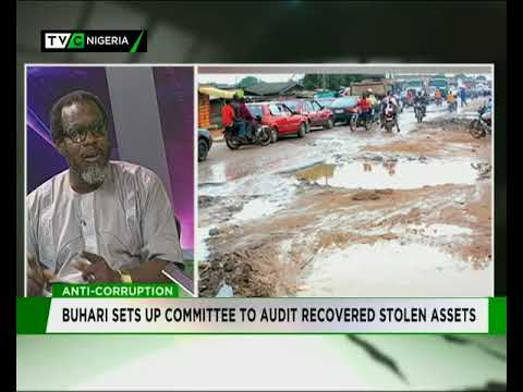 Kemi Fola-Adeyemo's interview with Debo Adeniran on Buhari's Committee for Audit of recovered loot
