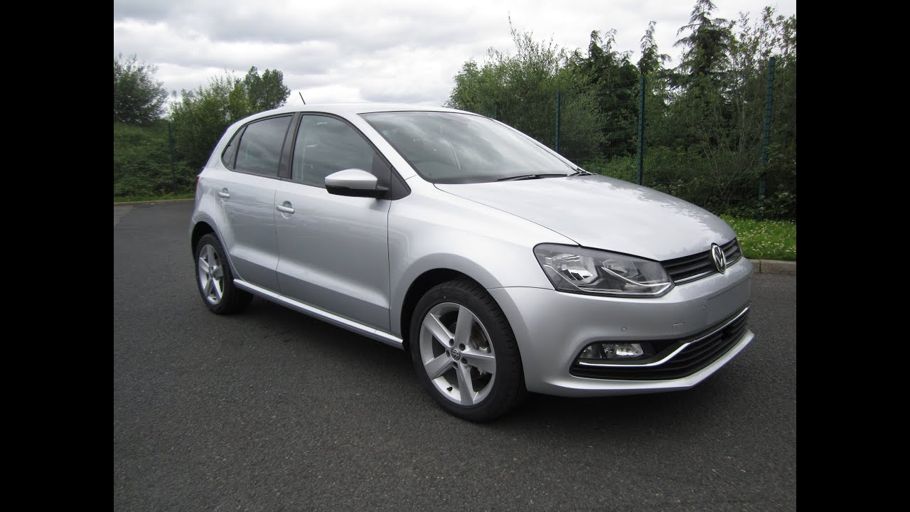 Review 2015 Volkswagen Polo Comfortline Youtube