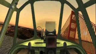 ゼロ戦vsイージス艦(エースコンバットX2)