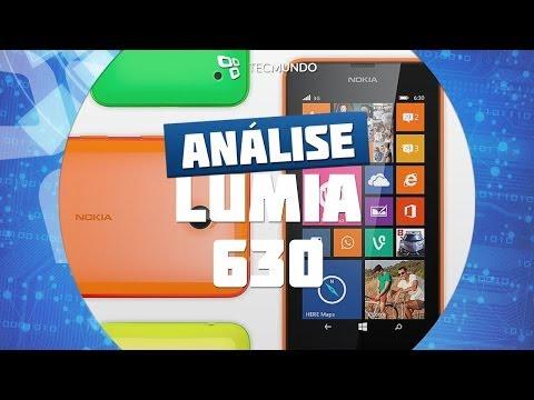 Nokia Lumia 630 [Análise de Produto] - TecMundo