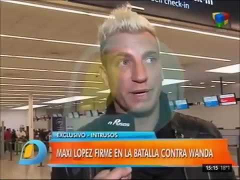 Maxi López habló de icardi