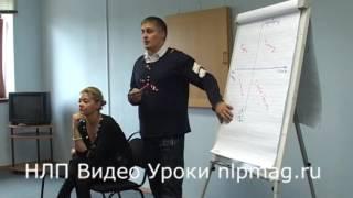 НЛП Мастер часть 3 Михаил Пелехатый видео