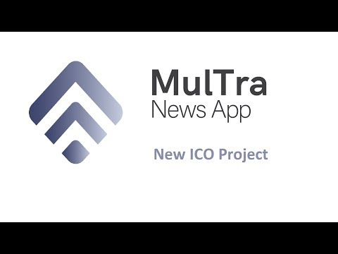 New ICO - MULTRA News App - Project Review