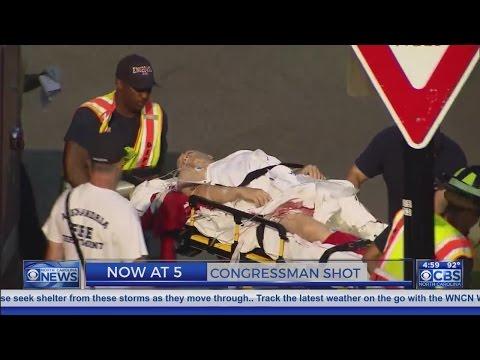 Alexandria shooting suspect is dead, President Trump says