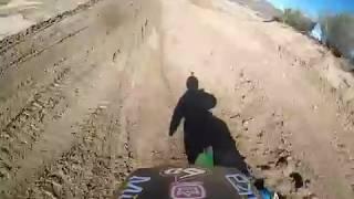 Early Morning Moto at Cahuilla Mx | Wyatt Bozarth #17