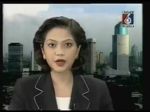 Viral! Video Lawas Penyiar Tertawa Saat Live Bacakan Berita