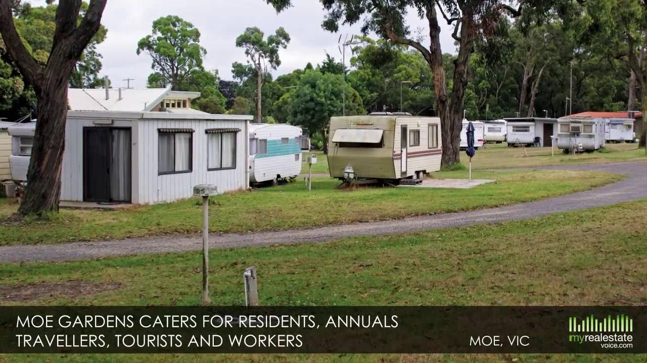Crown Land Leasehold Caravan Park Business for Sale - Moe, VIC
