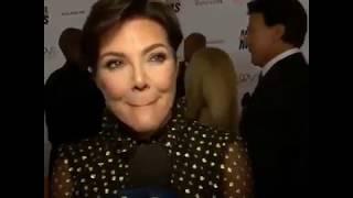 kardashianvideos Part 1  Kris Jenner talks about Kim newborn! #Kardashian