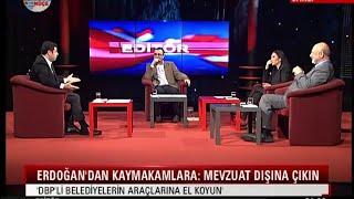 Selahattin Demirtaş, Med Nûçe TV - 27 Ocak 2016