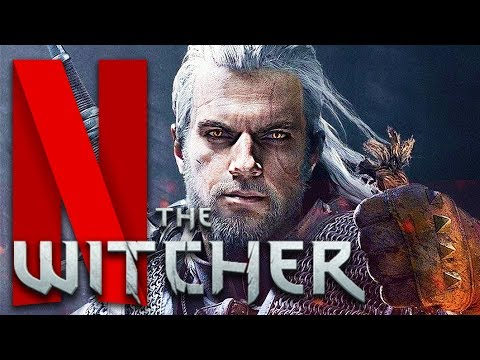 Netflix The Witcher - Who are The Witchers? (Lore) thumbnail