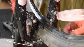 Bike Brake/ rim adjudtments