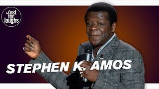 Stephen K Amos - Born a Twin